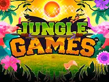 Jungle Games с выдачей средств